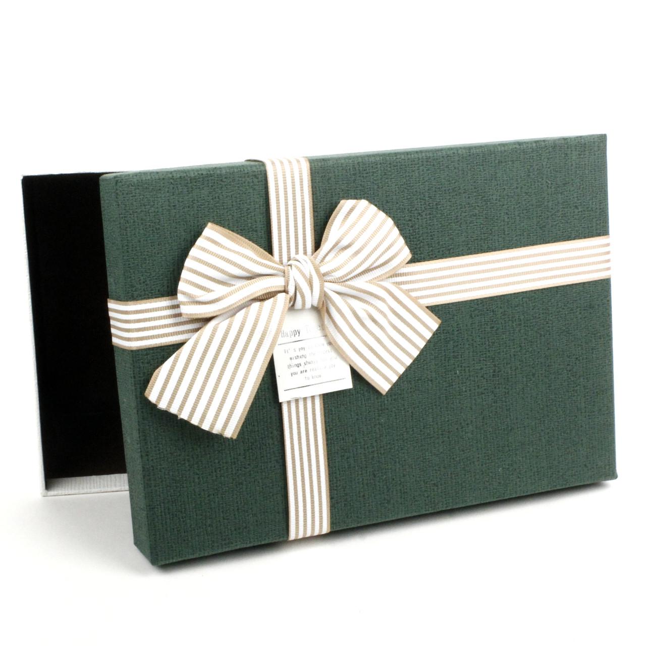 Подарочная коробка Happy Together с поздравительной открыткой 17.5 x 12.5 x 6.5 см