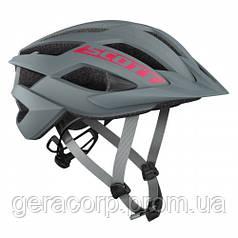 Велосипедная каска SCOTT ARX MTB PLUS  серая