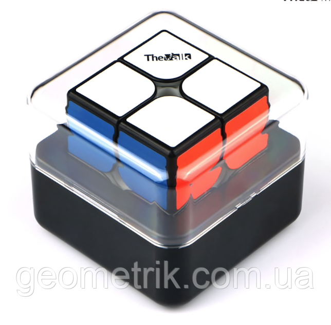 Кубик Рубика 2х2 Valk 2M (Magnetic) черный (QiYi)