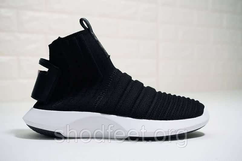 Мужские кроссовки Adidas Crazy 1 Adv Sock Primeknit