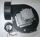 Вытяжной дымосос для твердотопливного котла МplusM Улитка WWK 180/60W Ø-180 (диаметр дымохода 180мм), фото 2