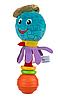 """Игрушка-погремушка """"Восьминожка Офелия"""" (высота 30 см) Balibazoo, фото 3"""