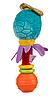 """Игрушка-погремушка """"Восьминожка Офелия"""" (высота 30 см) Balibazoo, фото 2"""