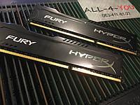 Оперативна пам`ять DDR3 16GB (2х8gb) 1866mhz SDRAM Kingston HyperX FURY