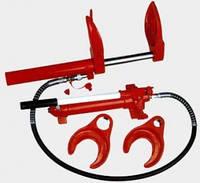 Стяжка пружин гидравлическая усилие 1000 кг,Сжиматель пружин