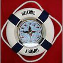 Часы Спасательный круг (d-20 см)(20800), фото 2