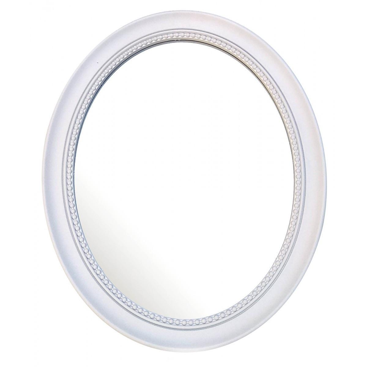 Зеркало настенное овальное (71х55х4 см)