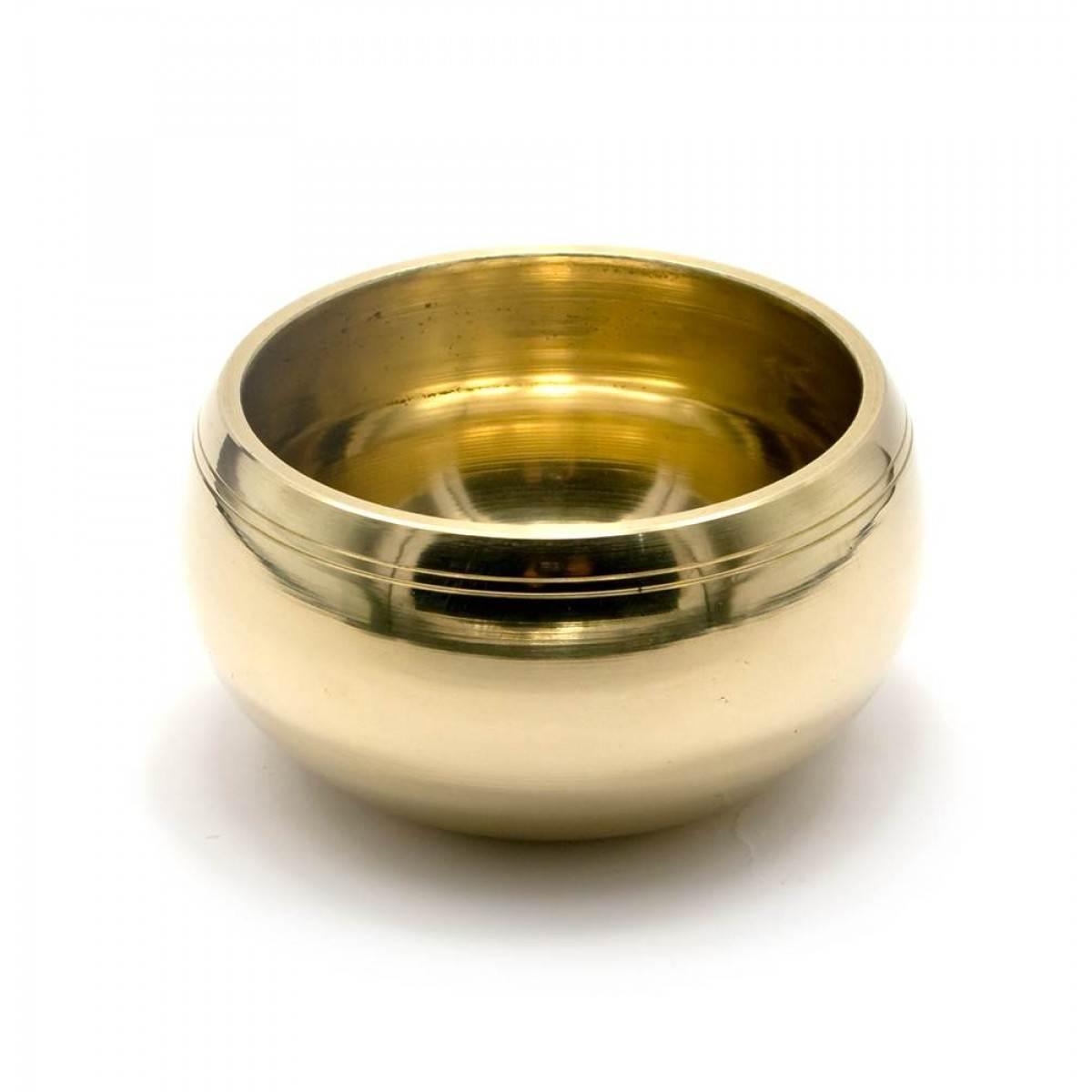 Чаша поющая бронзовая (без резонатора)(d 12 см)