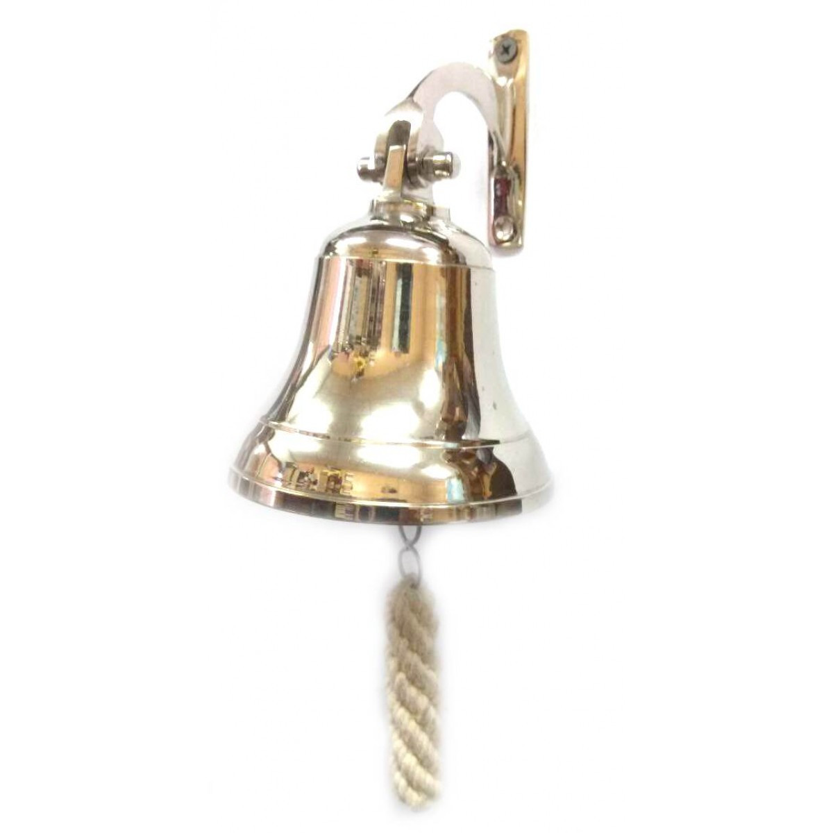 Колокол рында бронзовая хром (d-10,h-8 см)(4)(300 г.)