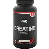 Optimum Nutrition, Креатин в порошке, Без ароматизаторов, 10,6 унц. (300 г)