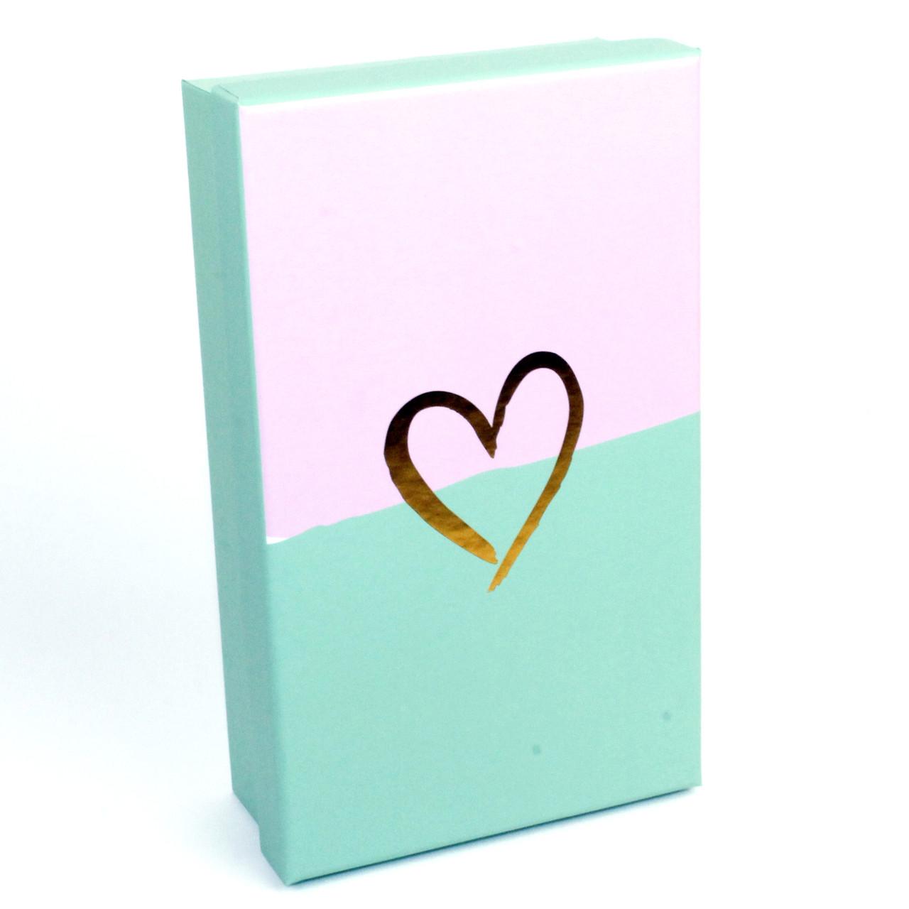 Подарочная коробка With All My Heart 18 x 11 x 4.5 см