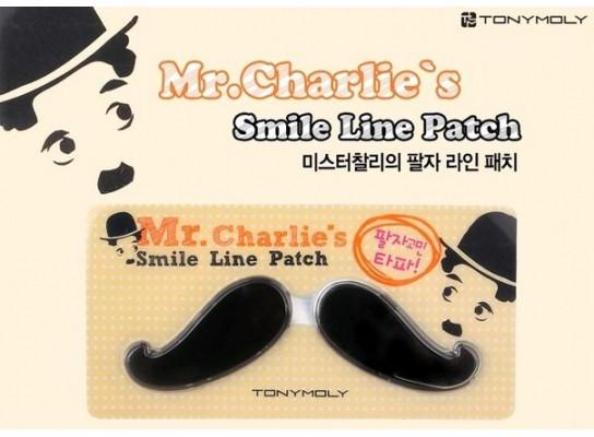 Гидрогелевый пластырь Tony Moly Mr. Charlie's Smile Line Patch
