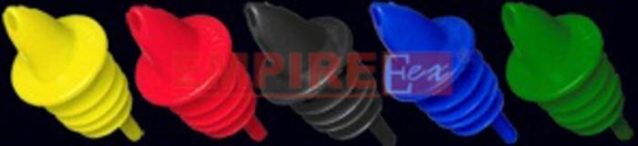 Гейзер пластиковый разных цветов (1уп 12 шт)