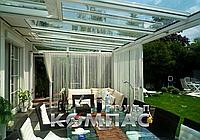 Строим стеклянные веранды