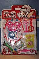 Набор доктора, медицинские инструменты, больничка, волшебная аптечка.