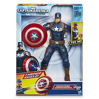 Интерактивная игрушка Капитан Америка Hasbro