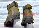 """Ботинки тактические """"Тайфун"""". Кожа+кордура. Новые. Все размеры, фото 8"""