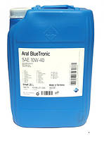 Aral BlueTronic SAE 10W 40 Motoroil 20л