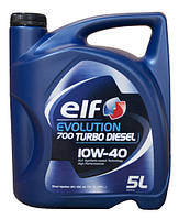 ELF EVOLUTION 700 TURBO DIESEL 10W-40 5л