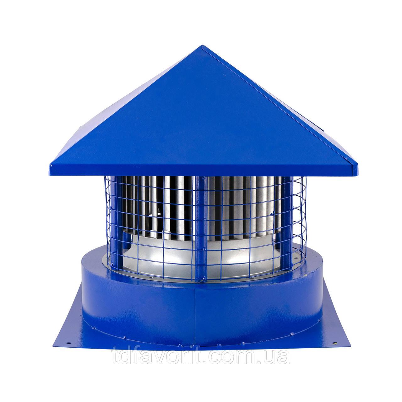 Вентилятор крышный радиальный  КВЦ 6