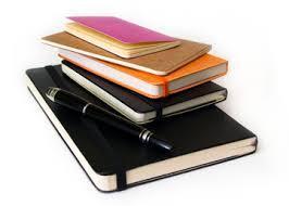 Блокноты и книги записные