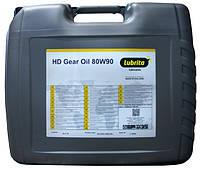 Lubrita HD Gear Oil 80W-90 20л