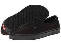 Кеды Vans черные