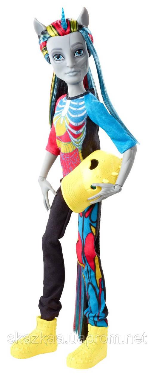 Кукла monster high Нейтан Рот Чумовое слияние Freaky Fusion Neighthan Rot  - Бренды Америки в Киеве