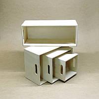 Короб для хранения Флоренция В30хД60хШ20см
