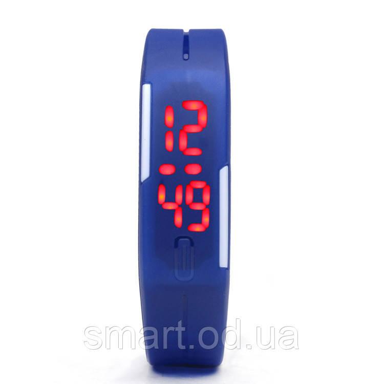 Спортивные LED часы-браслет водонепроницаемые