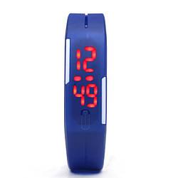 Спортивні LED годинник-браслет водонепроникні