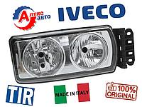 Фара Ивеко Еврокарго, грузовик H7/H7/W5W противотуманные фара Iveco Eurocargo стралис stralis оптика стекло