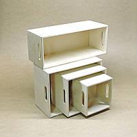 Короб для хранения Флоренция В35хД20хШ60см