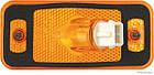 Габаритный фонарь DAF XF 95, 105, CF 75 85 65 Евро 2 3 5 оптика для грузовиков стекло фары Даф, фото 2