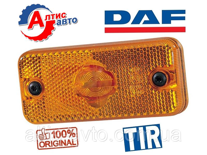 Габаритный фонарь DAF XF 95, 105, CF 75 85 65 Евро 2 3 5 оптика для грузовиков стекло фары Даф
