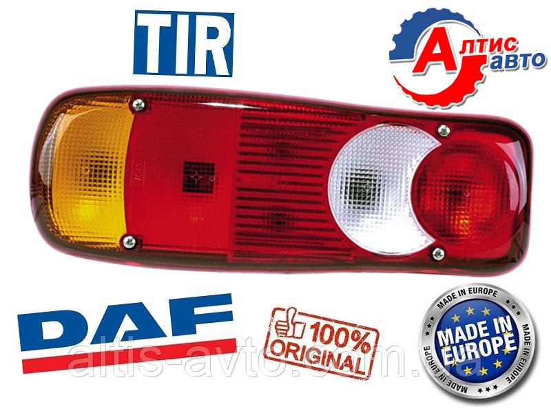 Задний фонарь DAF LF 45 55 оптика для грузовиков ДАФ 1401713