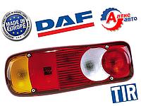 Задний фонарь DAF LF 45, 55 гнездо 7 pin Рено Мидлум Volvo FL оптика для грузовиков стекло фары