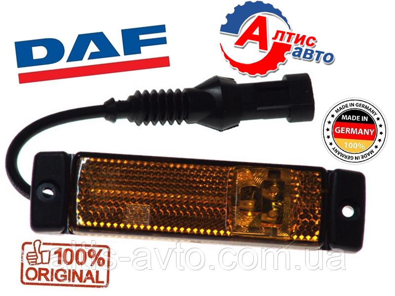 Габаритний ліхтар DAF 105 XF CF 85 Євро 5 4, світло LED оптика для вантажівок скло фари