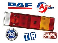 Задний фонарь DAF XF 45 LF, XF 95, CF 65 75 85 LF55  стекло заднего фонаря Даф оптика для грузовиков 1625986