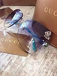 """Женские солнцезащитные очки """"Бабочка"""" (2 цвета), фото 2"""