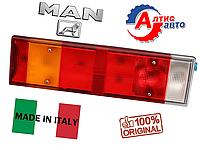 Задний фонарь MAN Tga, F2000 M 2000 L Tgl,  Tgs, Tgx Tgm оптика для грузовиков фара стекло указатель поворота