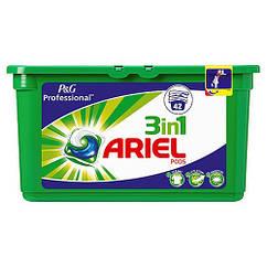 Ariel капсулы 3 в 1 универсальные 42 стирки