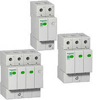 EZ9L33745 Устройство защиты от импульсных перенапряжений УЗИП Easy9 3Р+N/45кА/20кА/1,5кВ