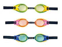 Окуляри для плавання дитячі 3-8 років