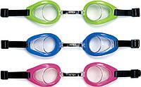 Детские очки для плавания 3-8 лет