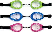 Дитячі окуляри для плавання 3-8 років