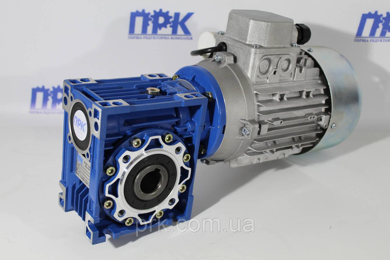 Мотор-редуктор червячный одноступенчатый NMRV 040