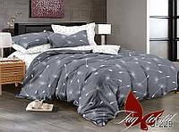 Семейный комплект постельного белья с компаньоном S229