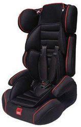 Детское автомобильное кресло CarfaceCFE04BL 9-36kg (черный)