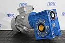Мотор-редуктор червячный одноступенчатый NMRV 063, фото 2